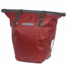 Ortlieb Bike Shopper Rood