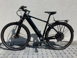 MTB Cycletech Code Man 25 Zwart M
