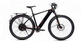 MTB Cycltech Code 45 zwart
