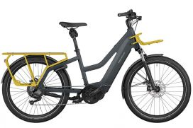 R&M Multicharger Mixte GT touring 750 utility grey/curry