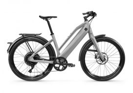 Stromer ST1 Comfort light grey
