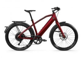 Stromer ST1 deep red
