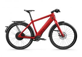 Stromer ST3 Pinion LE Imperial red