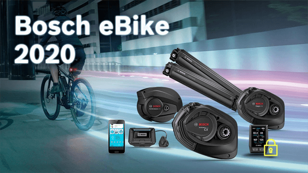 Bosch ebike systeem 2020