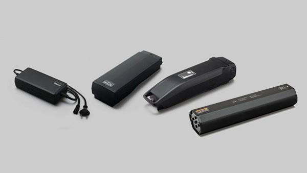 Yamaha ebike batterijen